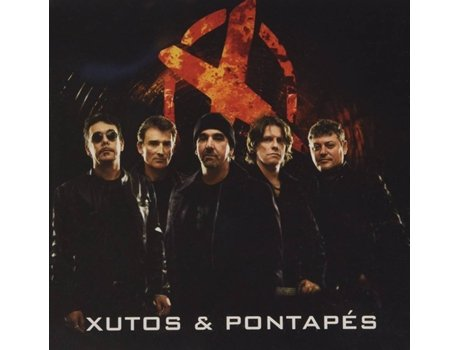 CD Xutos & Pontapés - Xutos & Pontapés — Pop-Rock