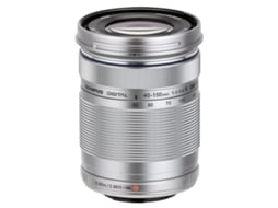 Máquina Fotográfica OLYMPUS OM-D E-M10 Mark III Prata + 14-42mm + 40-150mm — 16MP | ISO: Low - 25600