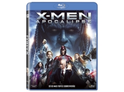 Blu-Ray X-Men: Apocalipse — Do realizador Bryan Singer