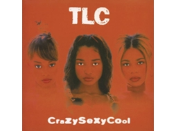 Vinil LP TLC - CrazySexyCool — Género: Pop-Rock
