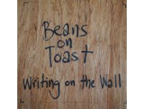 CD Beans On Toast - Writing On The Wall