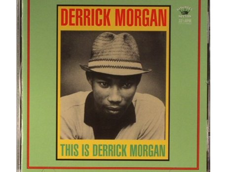 CD Derrick Morgan - This Is Derrick Morgan