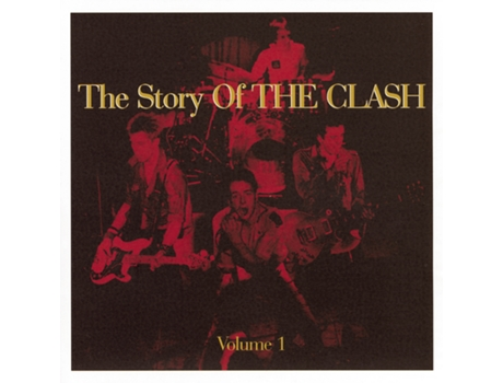 CD Clash-Story Of Clash — Pop-Rock