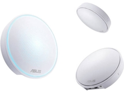 Router ASUS Lyra Mini AC1300 Sistema Completo WiFi Mesh 3 Unid. — Dual-Band | 1267Mbps