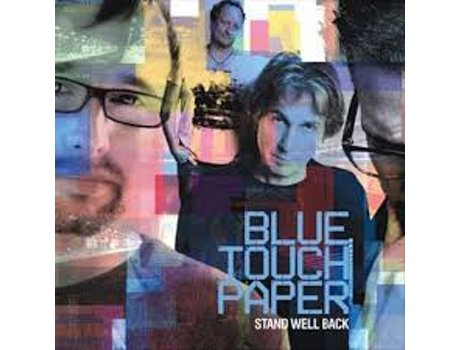 CD Blue Touch Paper - Stand Well Back