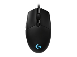 Rato Gaming LOGITECH Mouse Pro (PC - Cabo) — Com Fio
