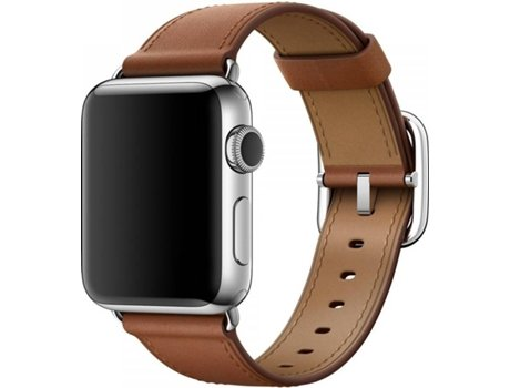 Bracelete APPLE Watch 38mm Saddle Brown Cl Buckle — 38mm | Smartwatch não incluído