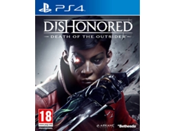 Jogo PS4 Dishonored - Death Of The Outside — Ação/Aventura | Idade mínima recomendada: 18