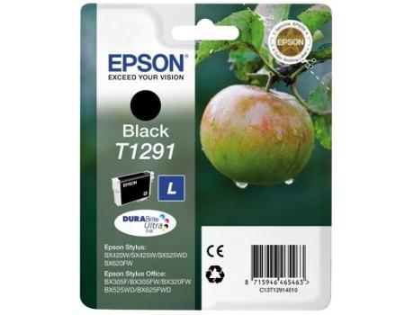 Tinteiro EPSON T1291 Preto (C13T12914021)   [4510061 ]