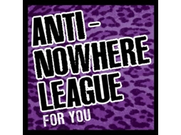 CD Anti-Nowhere League - For You
