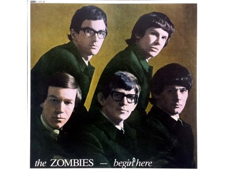 Vinil The Zombies - Begin Here
