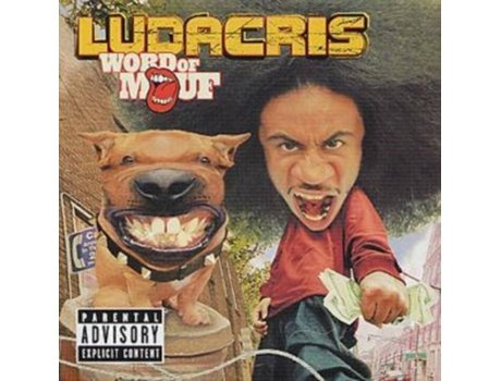 CD Ludacris - Word of Mouf — Pop-Rock