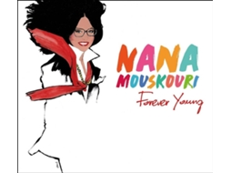 Vinil LP Nana Mouskouri - Forever Young — Pop-Rock