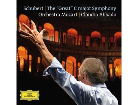 CD Claudio Abbado-Schubert — Pop-Rock