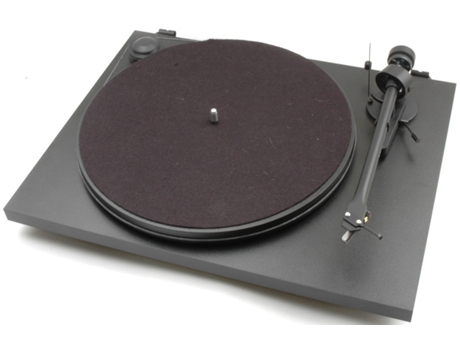 Gira-Discos PRO-JECT Essential II Phono B — Manual / Velocidade: 33/45