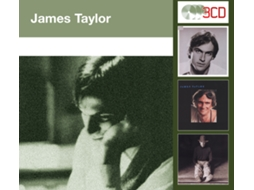 CD James Taylor-Dad Loves His Work — Portuguesa