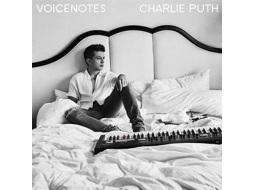 CD Charlie Puth - Voices Notes — Pop-Rock