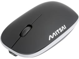 Rato MITSAI R710 (Wireless - Casual e Regular - 1000dpi - Preto) — Sem Fio