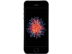 Smartphone APPLE iPhone SE 128GB Cinzento sideral — iOS 10 | 4.0'' | A9