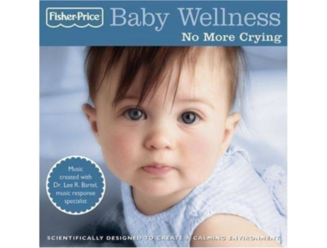 CD Baby Welness - No More Crying