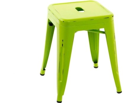 Banco ITEM Metal 46 Verde — Industrial - Verde