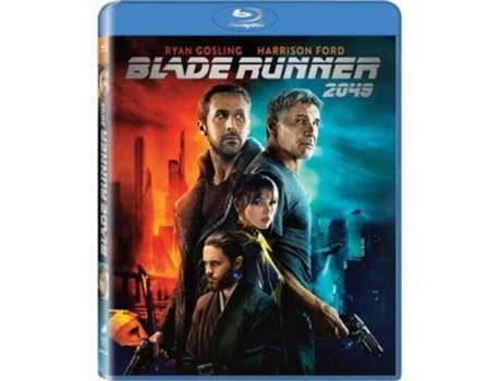 Blu-Ray Blade Runner 2049 — De: Denis Villeneuve | Com: Ryan Gosling, Harrison Ford