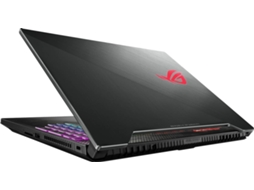 Portátil Gaming 15.6'' ASUS Rog Strix Scar Edition II — Intel Core i7-8750H | 16 GB | 1 TB HDD + 256 GB SSD | NVIDIA GeForce GTX 1060