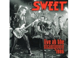 CD Sweet - Live At The Marquee 1986