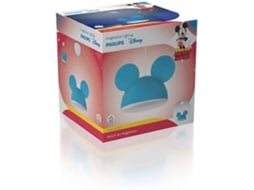 Candeeiro de Teto PHILIPS Mickey Mouse Azul — 15W | LED integrado