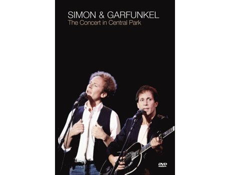 CD/DVD Simon&Garfunkel - The Concert In Central Park — Pop-Rock