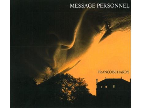 CD Françoise Hardy - Message Personnel