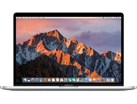 MacBook Pro 15'' APPLE MPTV2 Prateado — i7 quad-core / 16GB / 2TB SSD