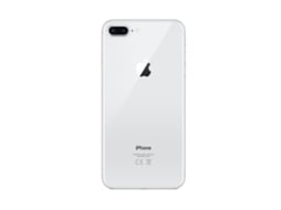 Smartphone APPLE iPhone 8 Plus 256GB Prateado — iOS 11 | 5.5'' | A11 Bionic