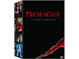 DVD Damages Inglês, Italiano