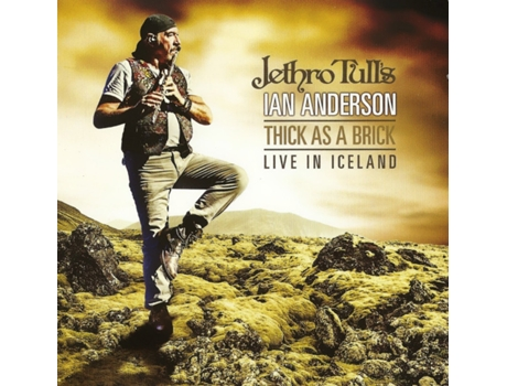 CD Jethro Tull's Ian Anderson - Thick As A Brick Live In Iceland