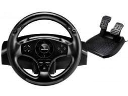 Volante Racing THRUSTMASTER T80 RW — Compatibilidade: PS4,PS3