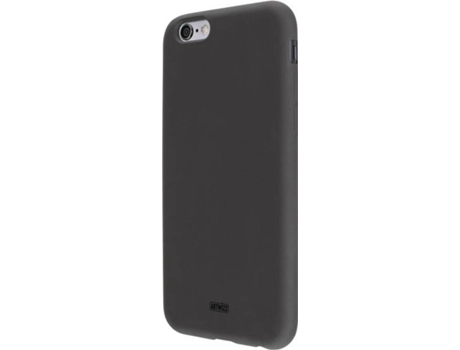 Capa Artwizz Silicone iPhone 6/6S Plus Preto — Capa / iPhone 6/6S Plus