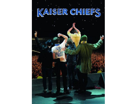 DVD Kaiser Chiefs - Live at Elland Road — Alternativa / Indie / Folk