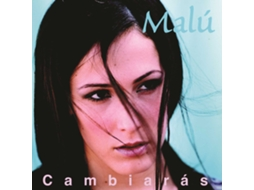 CD Malu - Cambiarás — Pop-Rock