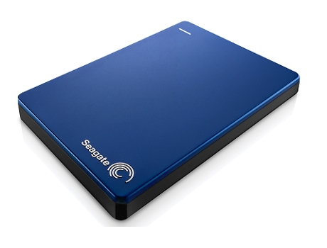 Disco Externo 2.5'' SEAGATE Backup Plus Slim 2TB Azul — 2.5'' | 2 TB | USB 3.0