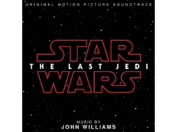 Vinil LP John Williams - Stars Wars: The Last Jedi — Banda Sonora