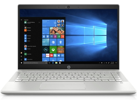Portátil 14'' HP Pavilion 14-ce0010np — Intel Core i7-8550U | 16 GB | 512 GB SSD | NVIDIA GeForce MX150