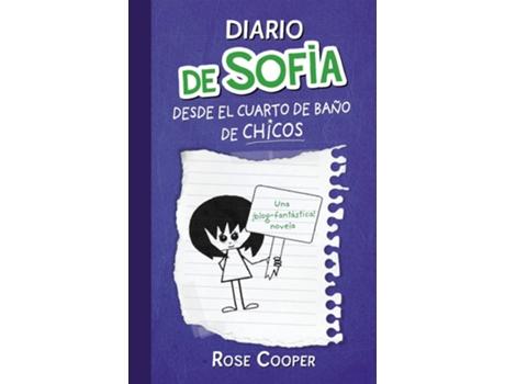 Livro Diario De Sofia Desde El Cuarto De Baño De Chicos de ...