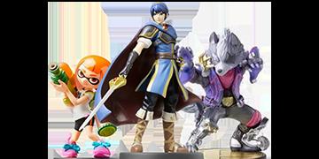 Amiibo | Figuras Nintendo | Worten pt