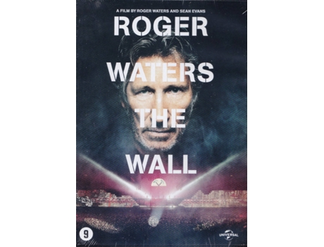 DVD Roger Waters - The Wall