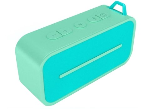 Coluna Bluetooth GOODIS Green Water — Bluetooth 4.0 / 6W