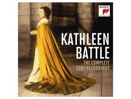 CD Kathleen Battle - The Complete Sony Recordings
