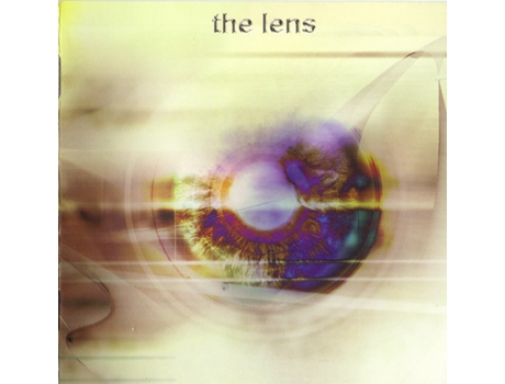 CD The Lens  - A Word In Your Eye