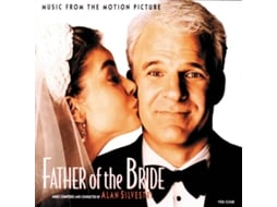 CD Silvestri,Alan - Vater der Braut (Father of the Bride) (1CD)
