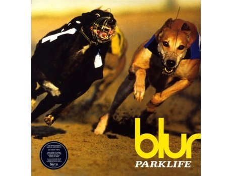 Vinil Blur - Parklife Special Edition — Pop-Rock